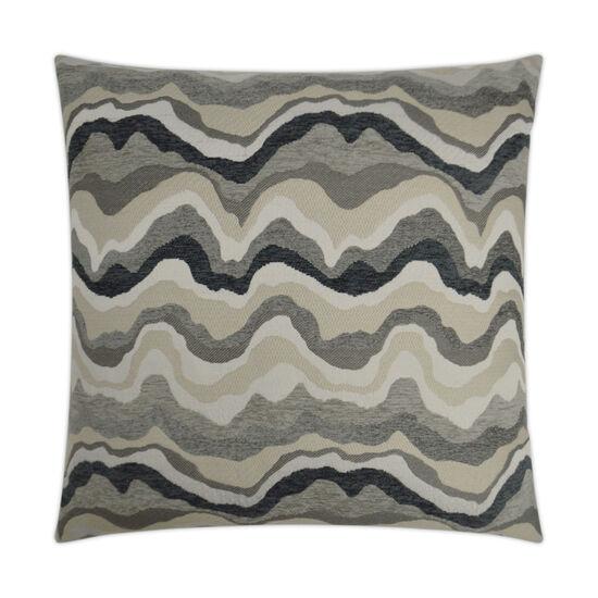 Piedmont Pillow in Grey