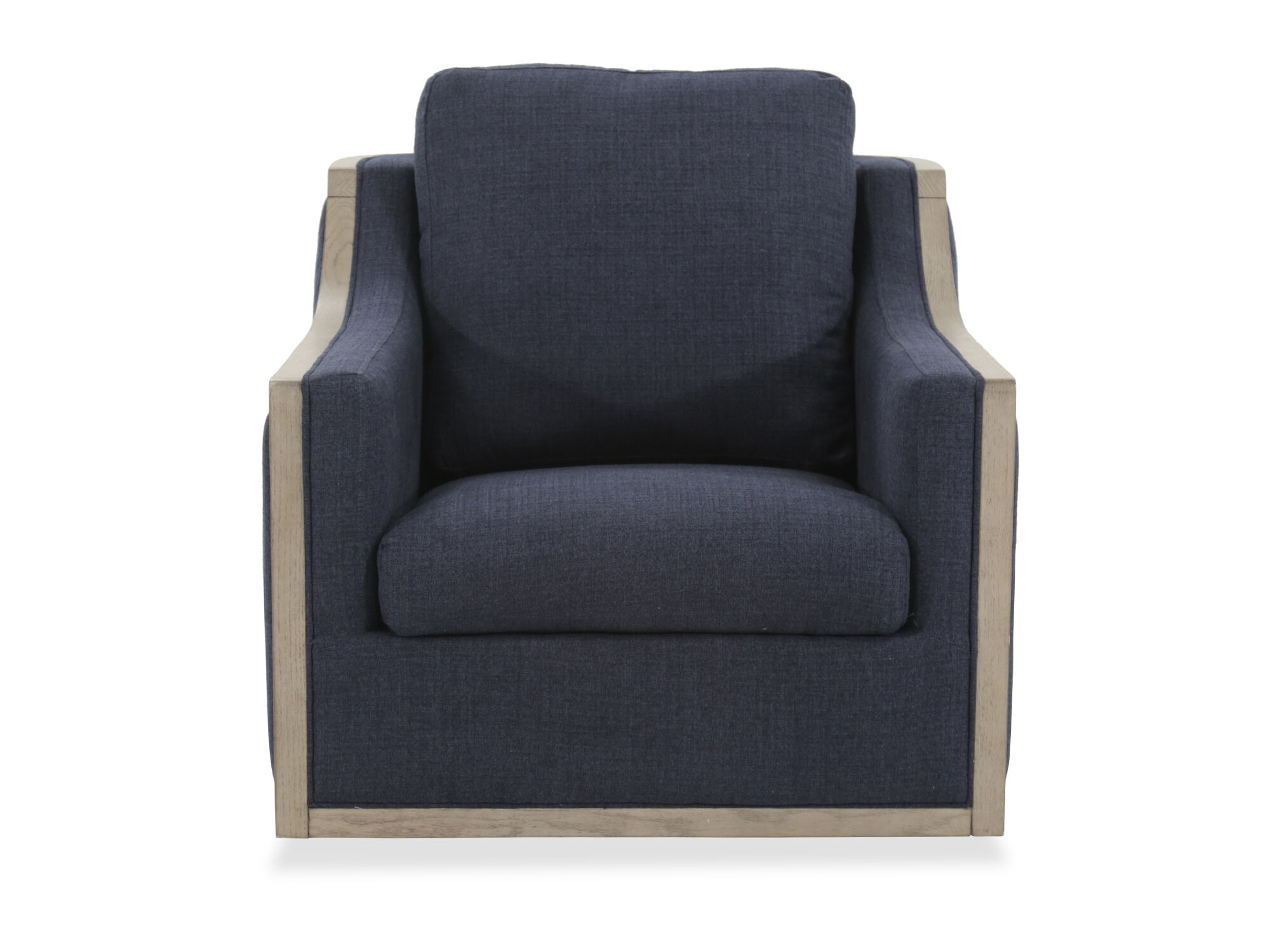 Images Curved Arm Casual 34u0026quot; Accent Chair ...