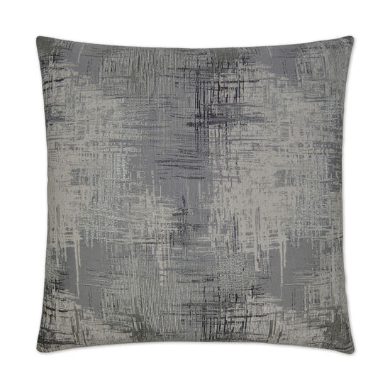 Astrid Pillow in Charcoal Gray