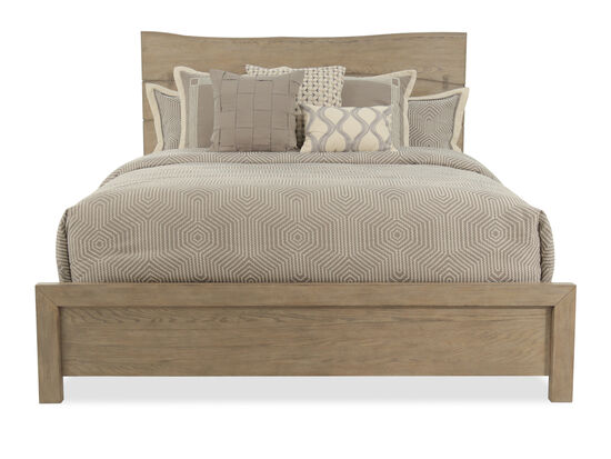 Samuel Lawrence Highland Park Light Brown California King Bed
