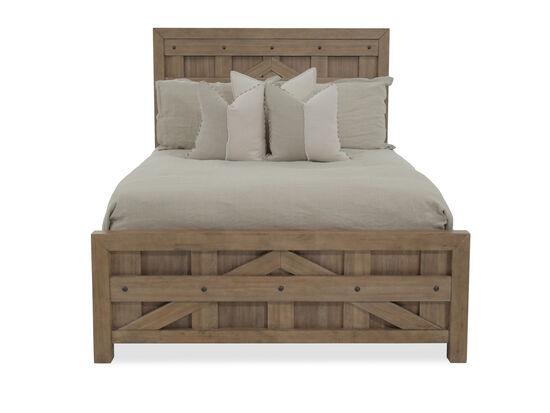Samuel Lawrence Austin Brown Full Bed