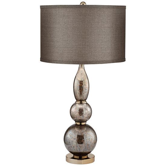 Antique Copper Mercury Table Lamp