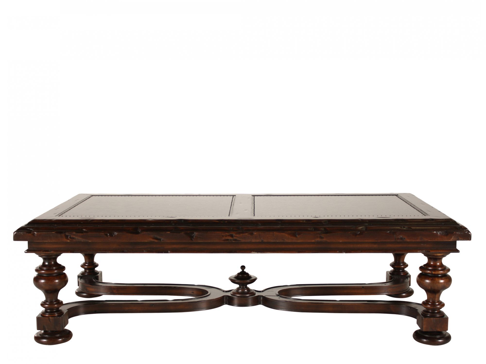 Scrolled Metal Insert Traditional Tail Table Nbsp
