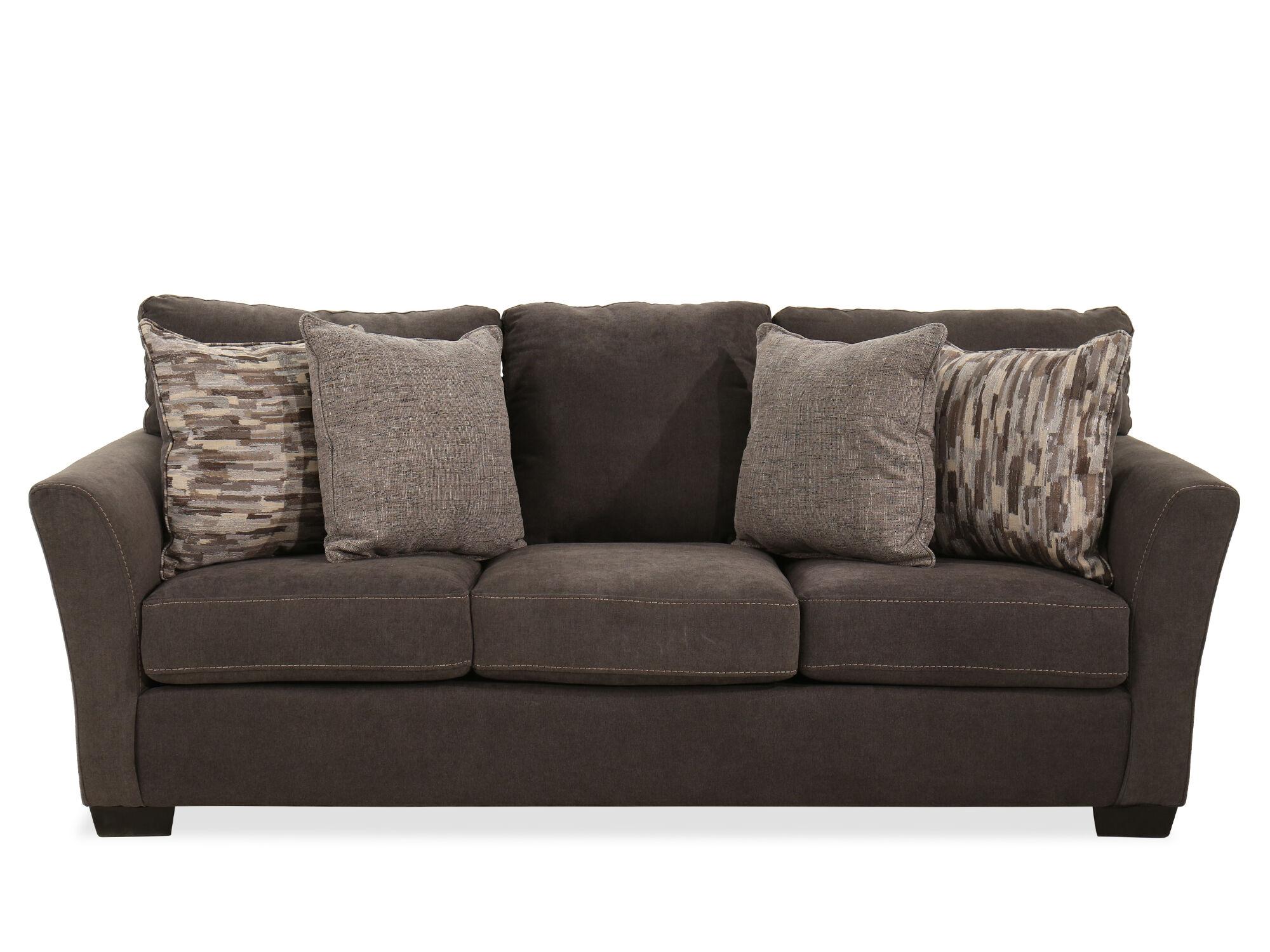 88u0026quot; Transitional Sofa ...