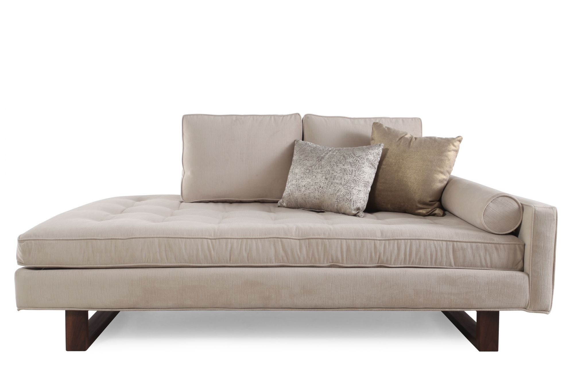 Jonathan Louis Bennett Right Arm Chaise  sc 1 st  Mathis Brothers : jonathan louis chaise lounge - Sectionals, Sofas & Couches