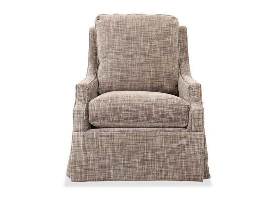 "33"" Casual Swivel Glider Chair"
