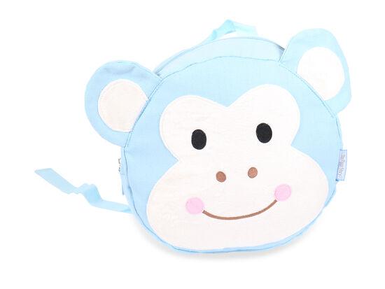 Monkey Backpack in Blue