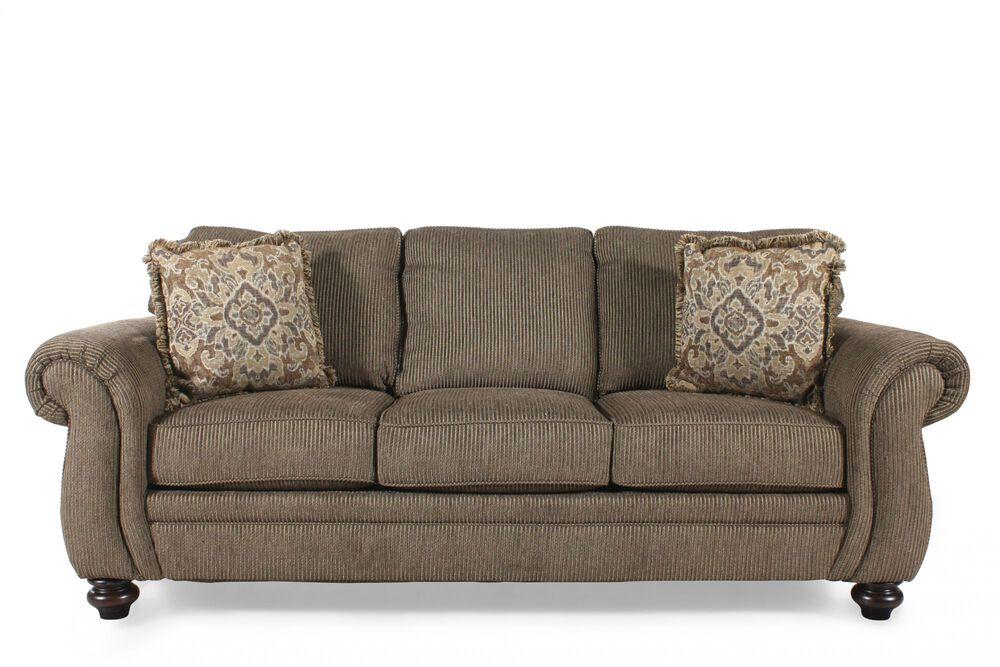 Images Corduroy 89 Queen Sleeper Sofa