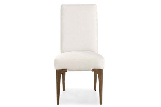 Transitional 39.5'' Side Chair in White