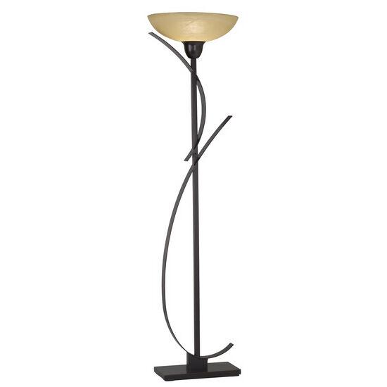Tor-the Orbit Lamp in Bronze