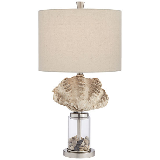 Poly Shell Lamp with Acrylic