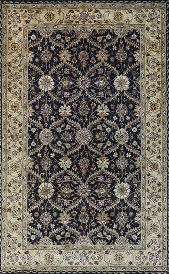 Lb Rugs|1110 (pr)|Hand Tufted Wool 4' X 4'|Rugs