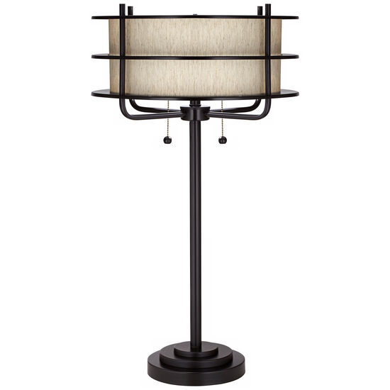 Ovation Table Lamp in Brown