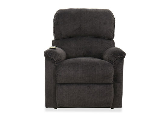 Remote-Controlled 37'' Power Lift Recliner in Cocoa