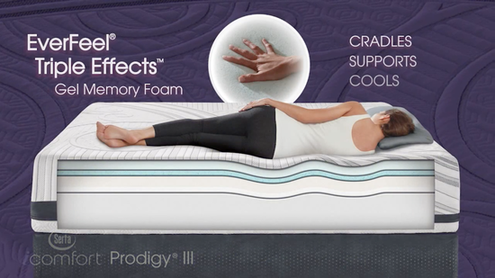 Serta iComfort Prodigy III Mattress