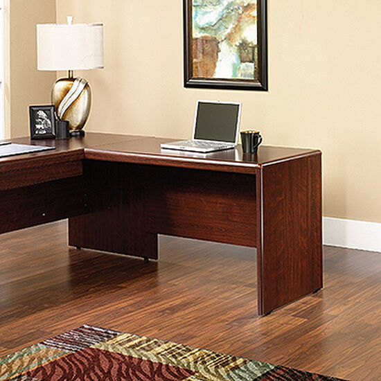 "48"" Contemporary Desk Return in Classic Cherry"