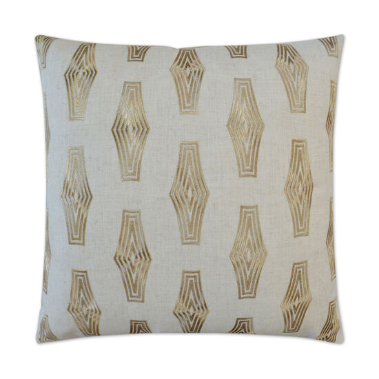Harmon Pillow in Gold