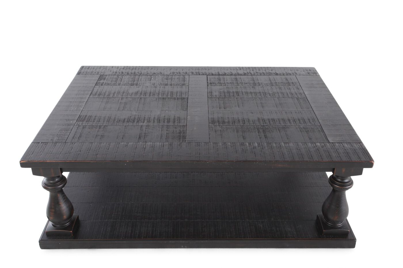rectangular coffee table - ashley | mathis brothers