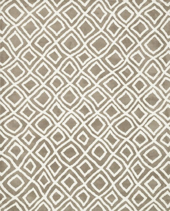 """Transitional 2'-3""""x3'-9"""" Rug in Beige"""