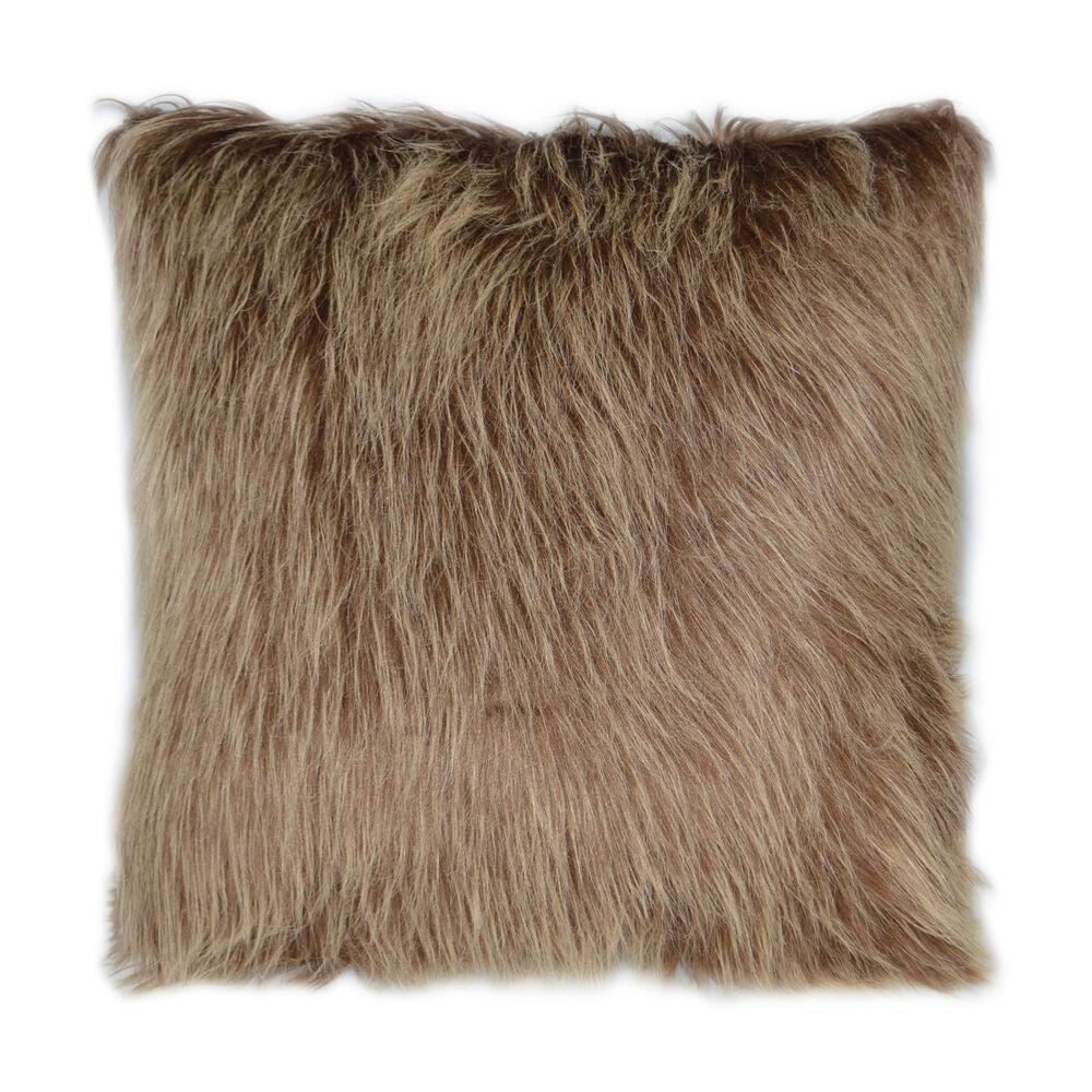 Yak Pillow in Chestnut