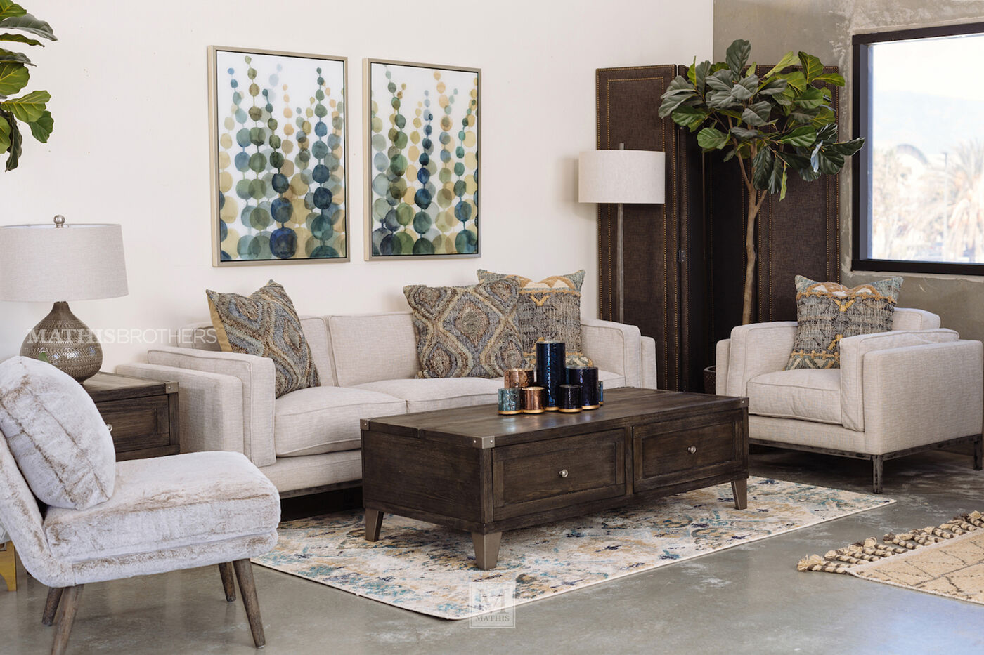 low seating furniture living room 38 5 quot contemporary low profile chair in beige mathis 21899