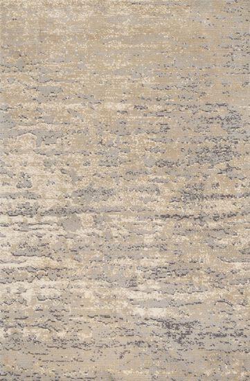 "Contemporary 7'-6""x9'-6"" Rug in Stone"