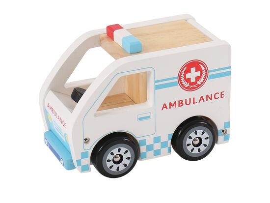 Put-It-Together Ambulance