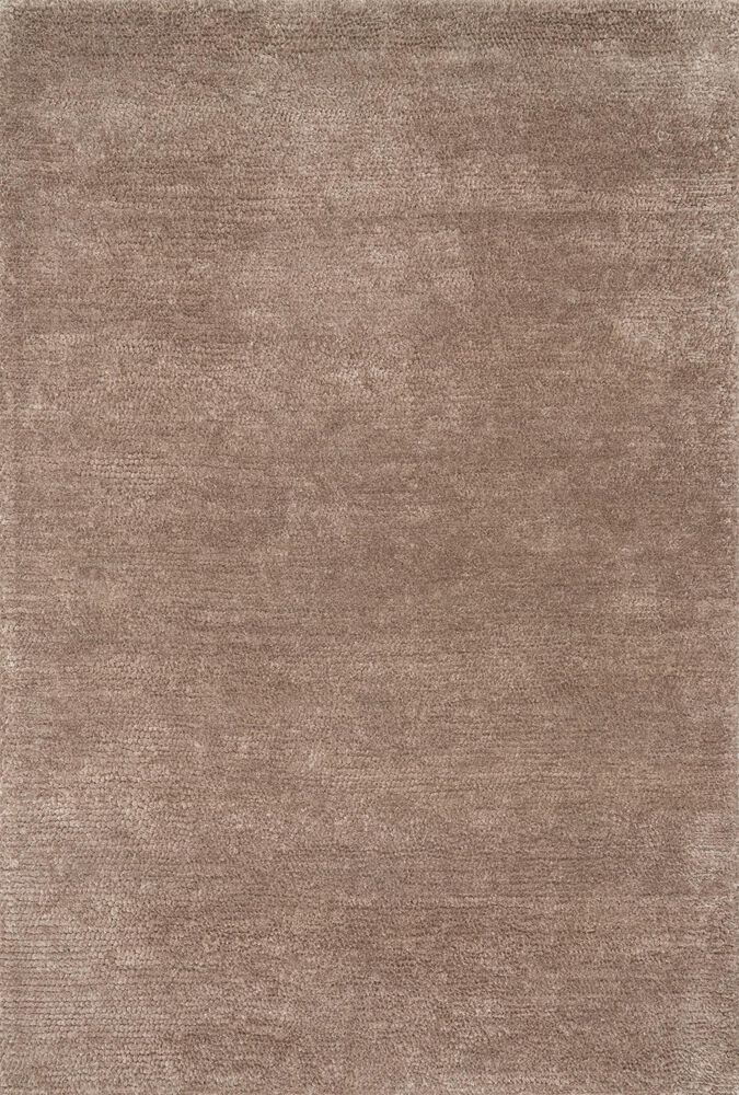 Contemporary Rug in Champagne
