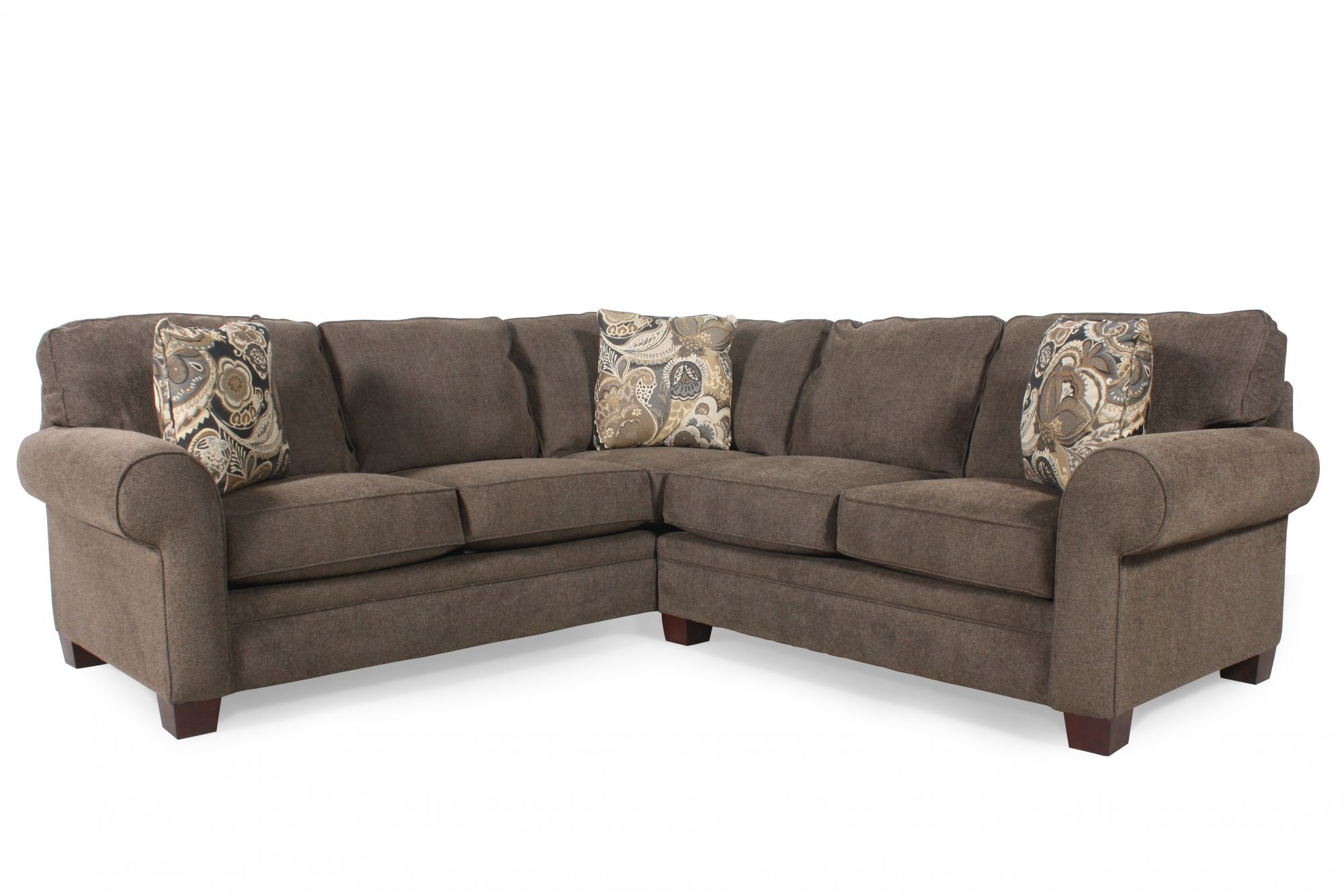 Broyhill Choices Two Piece Sectional Part 65