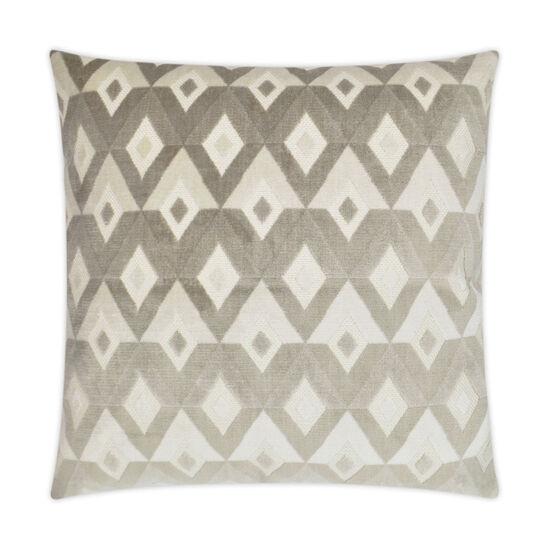 Meta Pillow in Taupe