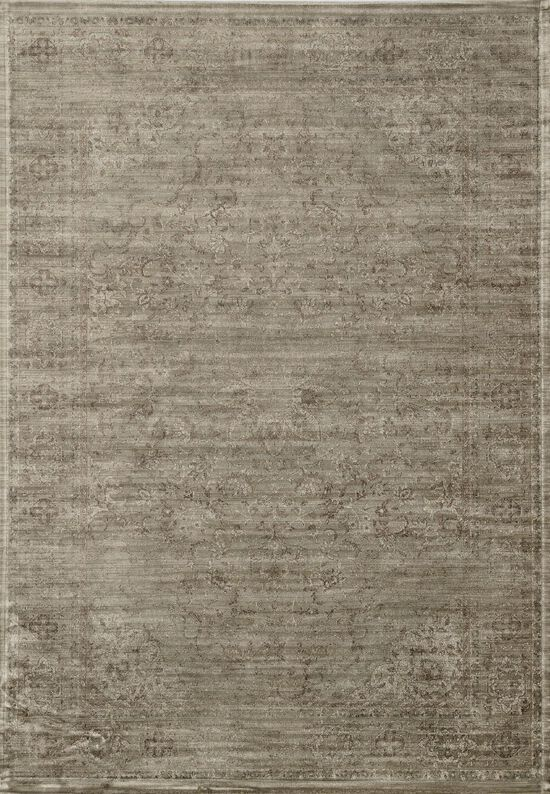 "Transitional 5'-0""x7'-6"" Rug in Taupe"
