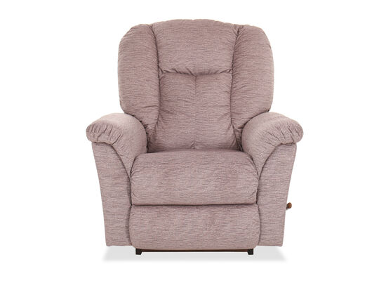 Left-Handed Casual 40'' Rocker Recliner in Fossil