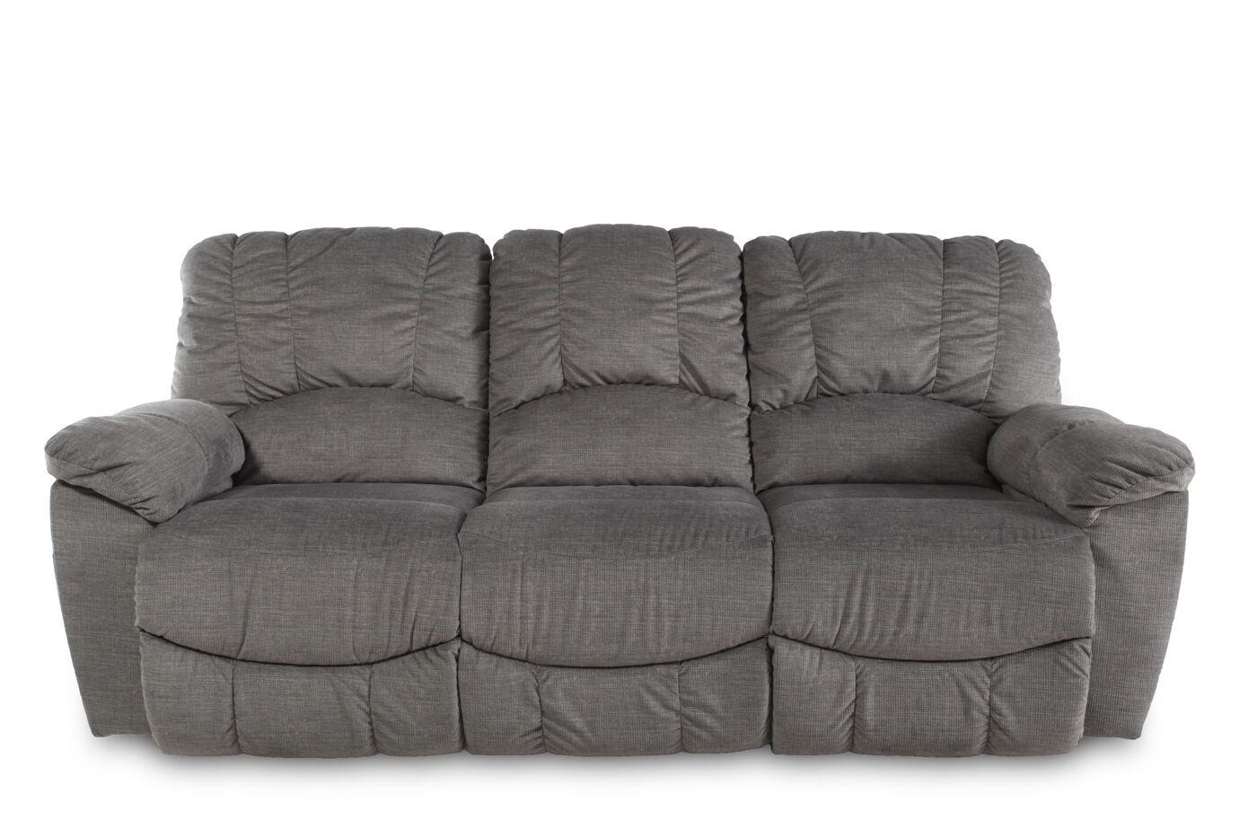 Lazy Boy Dual Reclining Sofa Briggs La Z Time Full