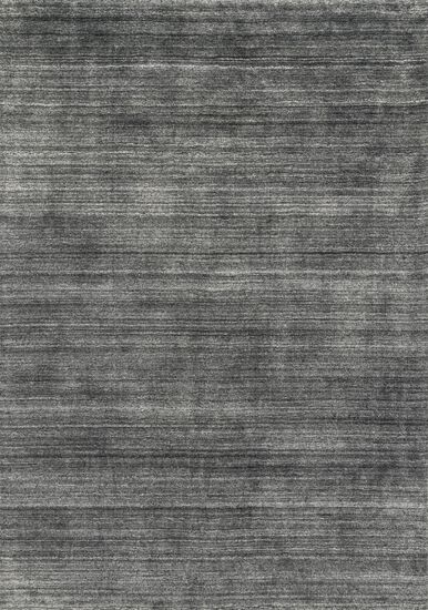 """Transitional 5'-0""""x7'-6"""" Rug in Charcoal"""