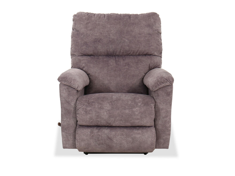 Casual 35'' Wall Recliner in Charcoal