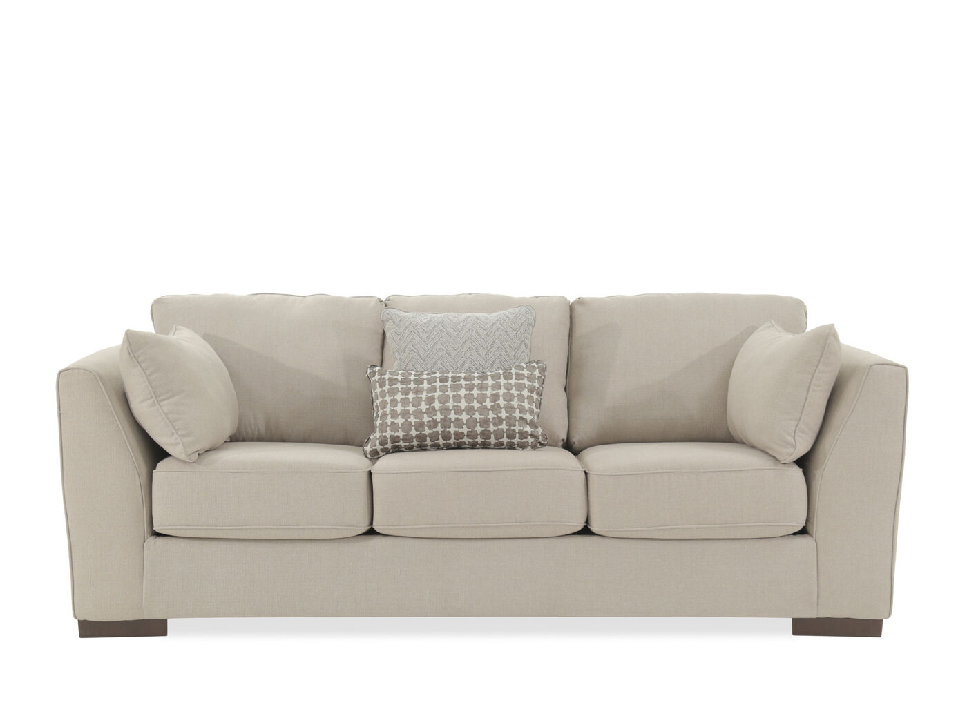 Ledersofa creme  Sofas & Couches | Mathis Brothers Furniture Stores