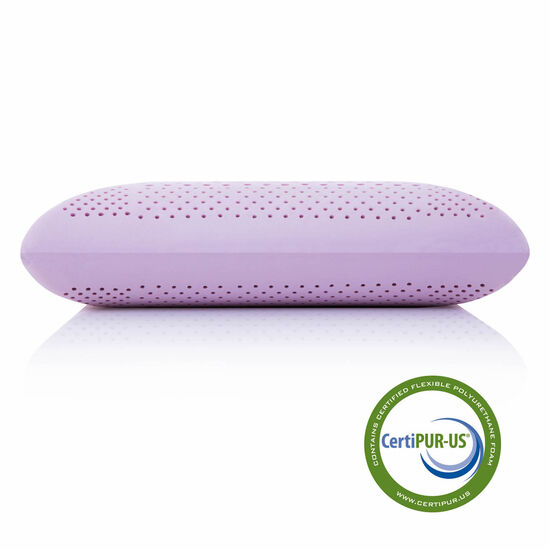 Malouf Lavender Zoned Pillow