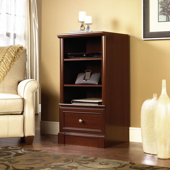 Two-Shelf Traditional Technology Pier in Cherry