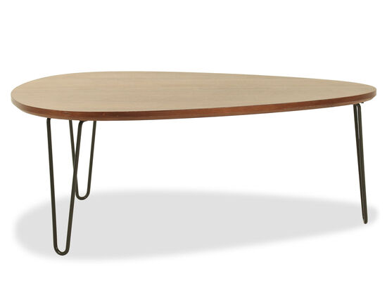 Modern Coffee Table in Brown