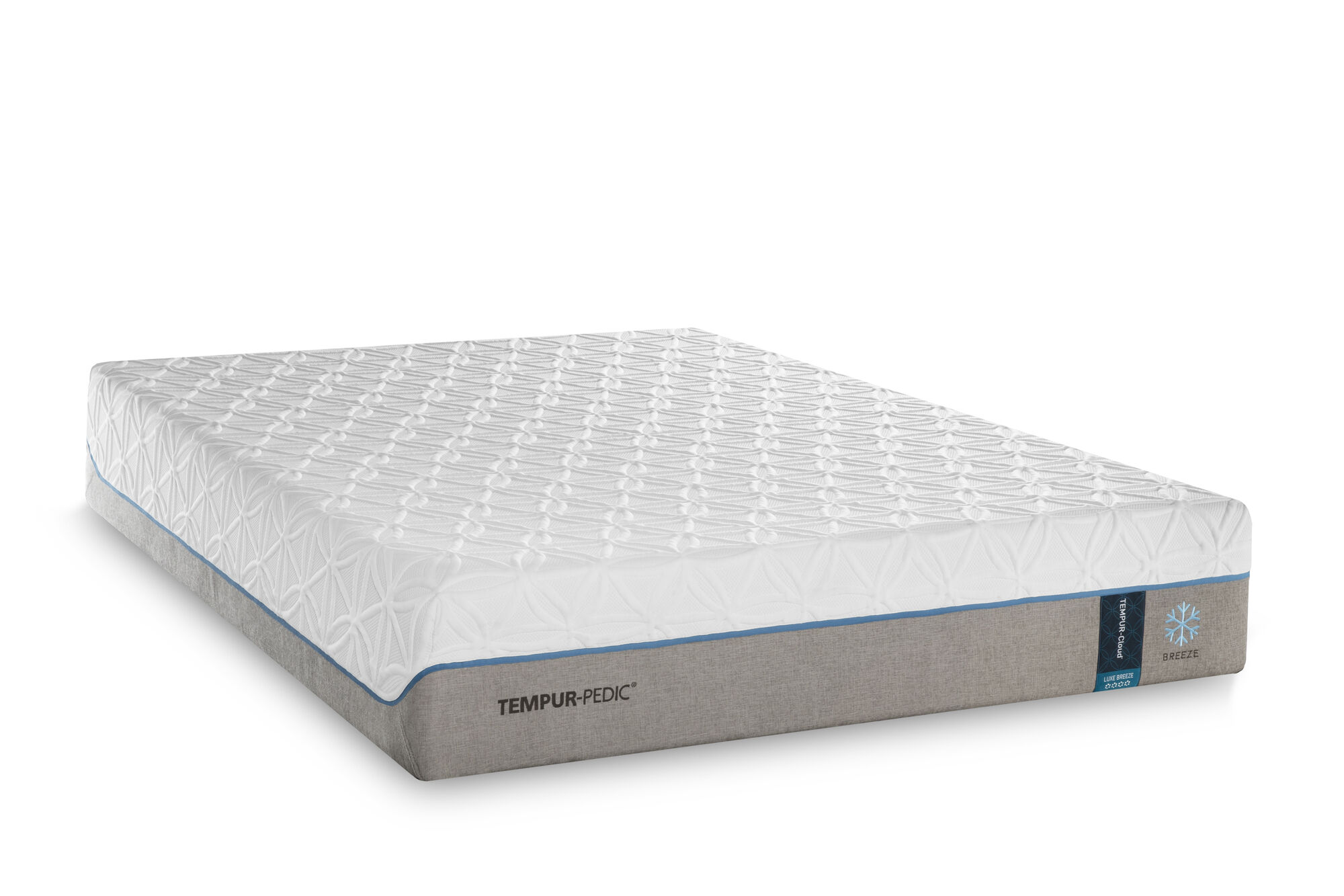 Tempur Pedic Tempur Cloud Luxe Breeze 20 Mattress Mathis Brothers