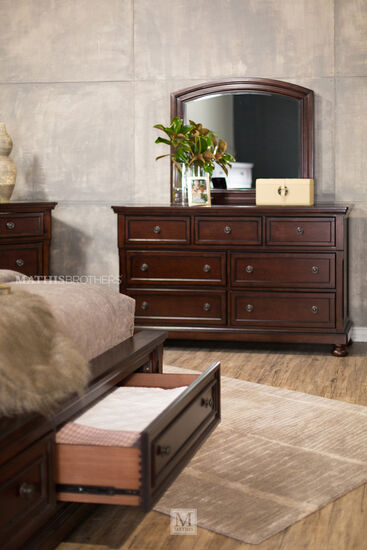 Ashley Porter King Bedroom Suite