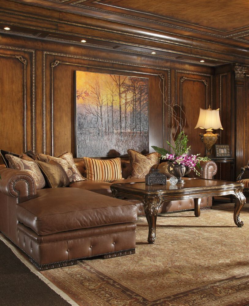 Trianon Court Living Room  Mathis Brothers Furniture