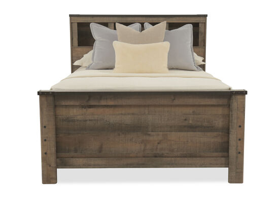 Ashley Trinell Twin Bookcase Bed with Storage