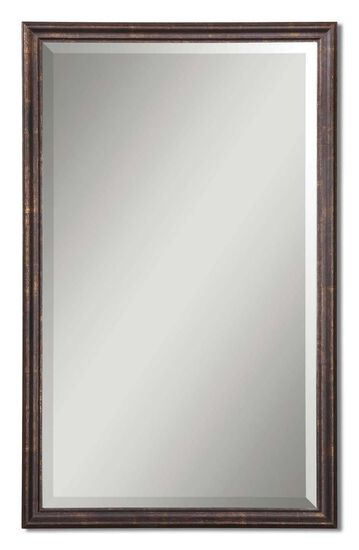 "32"" Vanity Mirror in Distressed Bronze"