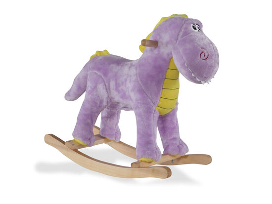 Purple Dragon Rocker