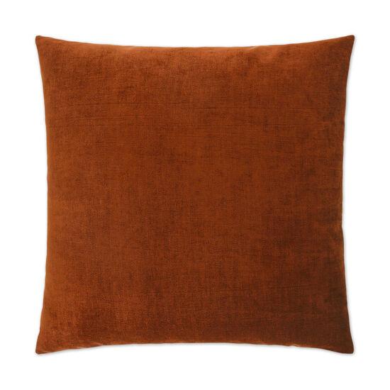 Berlin Pillow in Burnt Orange