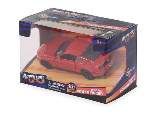 Adventure Force Die Cast Power Racer in Red