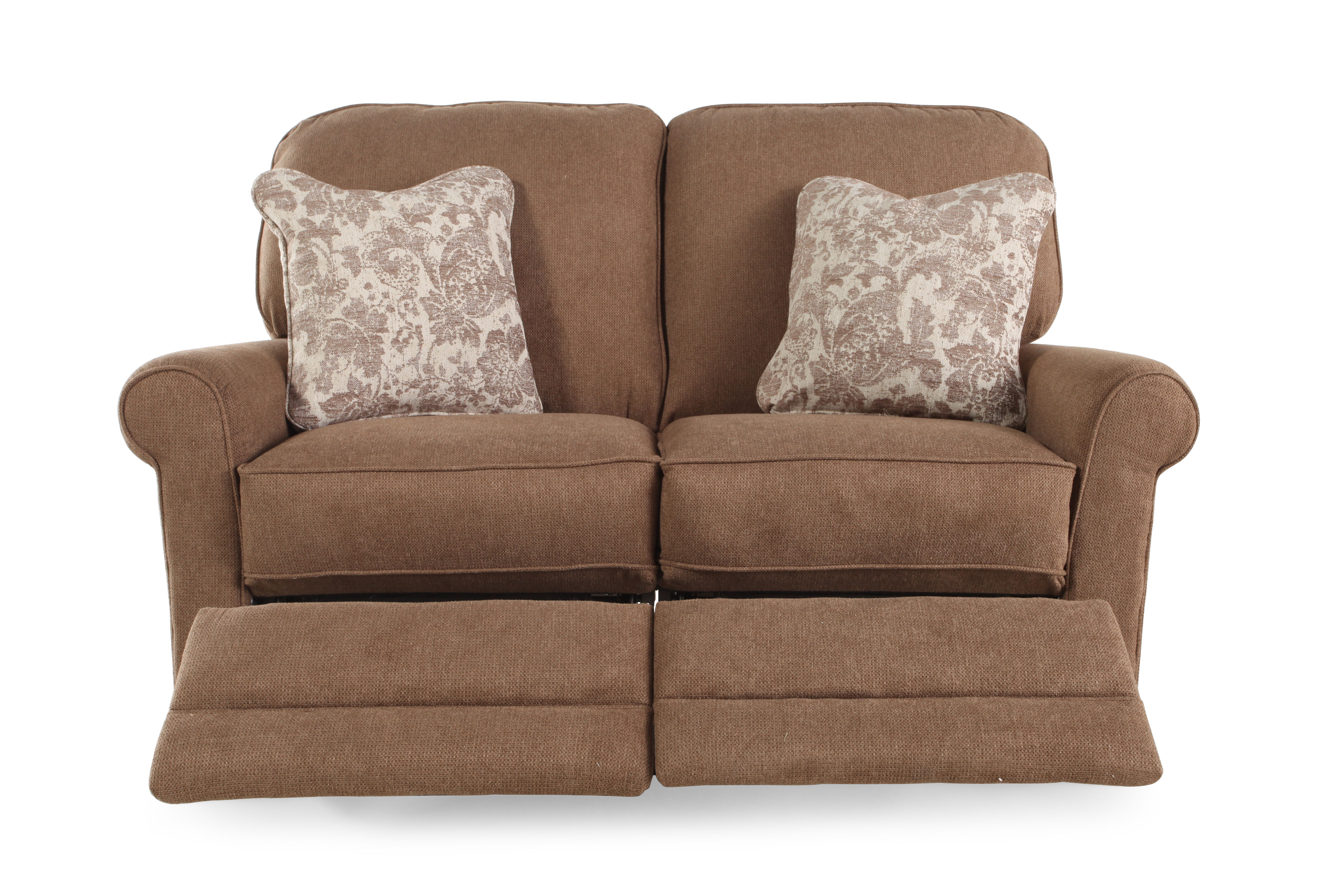 La-Z-Boy Addison Mushroom Reclining Loveseat  sc 1 st  Mathis Brothers & La-Z-Boy Addison Mushroom Reclining Loveseat | Mathis Brothers ... islam-shia.org