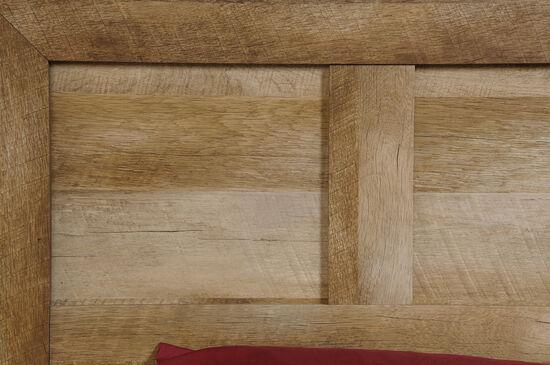 "Contemporary 56"" Full/Queen Headboardin Craftsman Oak"