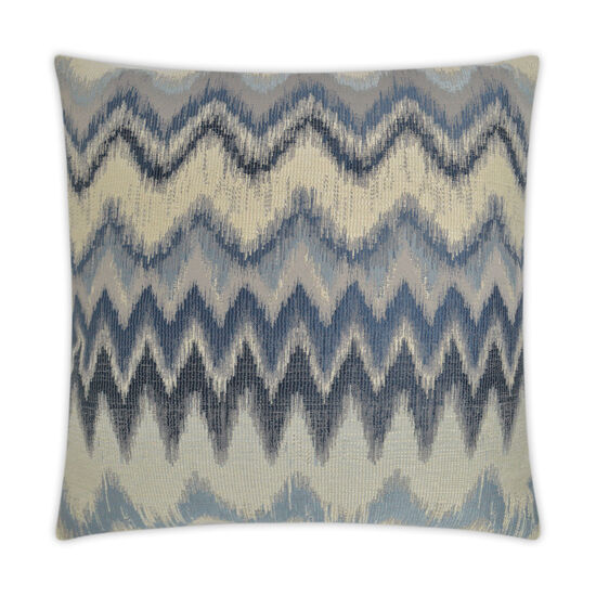 Zippity Pillow in Navy Blue